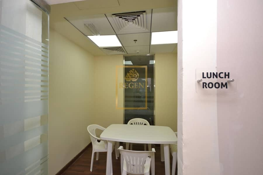 2 One Desk Private Office - Only Three Desks in Room - Lockable Room and Cabinets