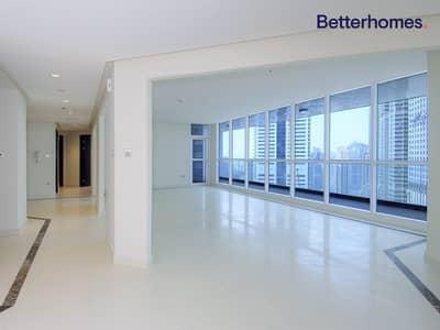 فلیٹ 3 غرف نوم للبيع في دبي مارينا، دبي - 3bed+maids | High Floor | Partial Sea