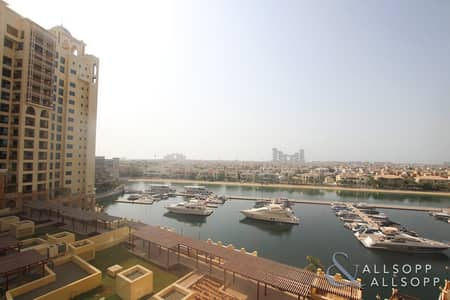 2 Bedroom Flat for Rent in Palm Jumeirah, Dubai - New to Market | Full Atlantis View | 2 Bed