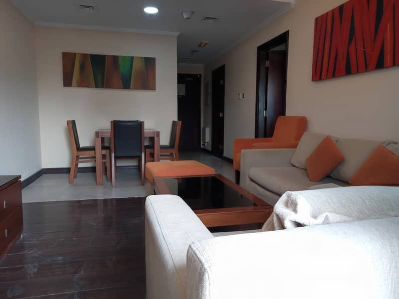 Chiller free fully furnished 2bhk with full facilities