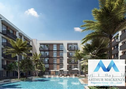 1 Bedroom Apartment for Sale in Jumeirah Village Circle (JVC), Dubai - 1 Bedroom Apartment for sale in Belgravia uare with 8% Guranteed ROI for 3 years