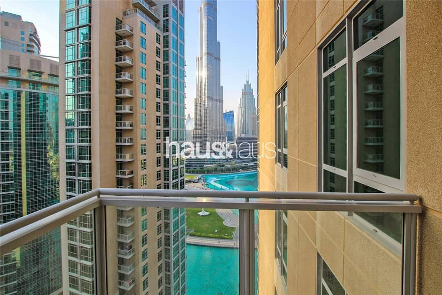 Great Deal | Burj Khalifa view | Vacant Now