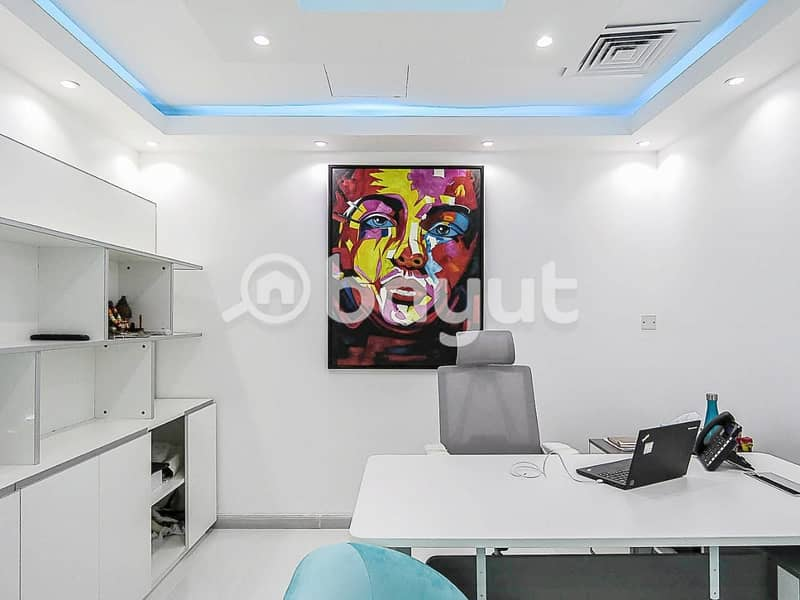 2 Office For Rent In Dubai| AED 20000 | Al Musalla Tower