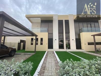 فیلا 3 غرف نوم للبيع في داماك هيلز (أكويا من داماك)، دبي - Landscaped  3-BR + Maid TH-M   On International Golf Course