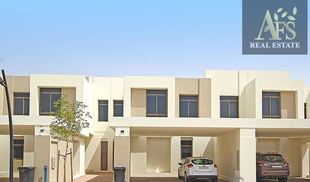 2 Brand New  Townhouse - 3 Bed + Maid - Close to Park