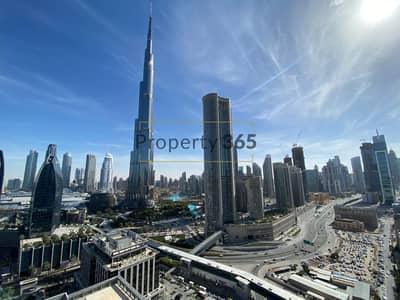 فلیٹ 2 غرفة نوم للبيع في وسط مدينة دبي، دبي - HIGH FLOOR  | 2 Bed | BEST DEAL | BURJ VIEW