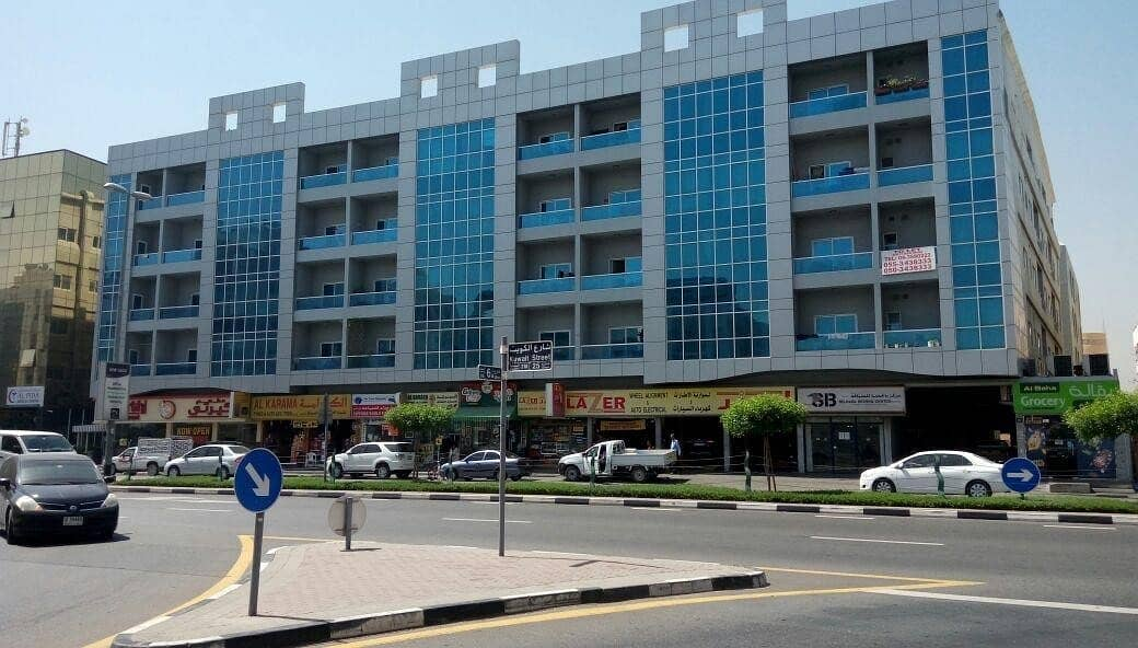 2 Spacious 3 BR hall apt in Karama to be available from 01/06/2020 onwards
