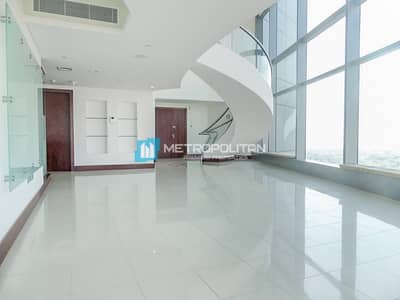 بنتهاوس 4 غرف نوم للبيع في مركز دبي التجاري العالمي، دبي - Amazing Sea and Zaabeel View |4 Bedrooms I