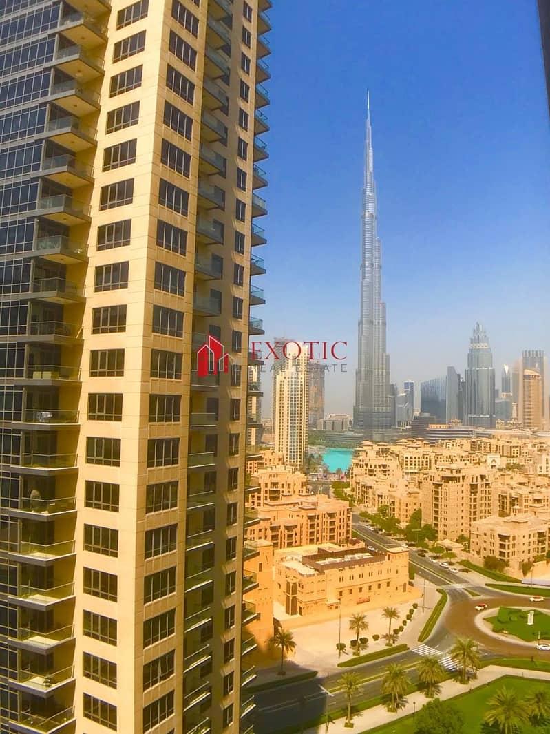 35 Stunning 1 BR Apartment with Burj Khalifa View in South Ridge 2