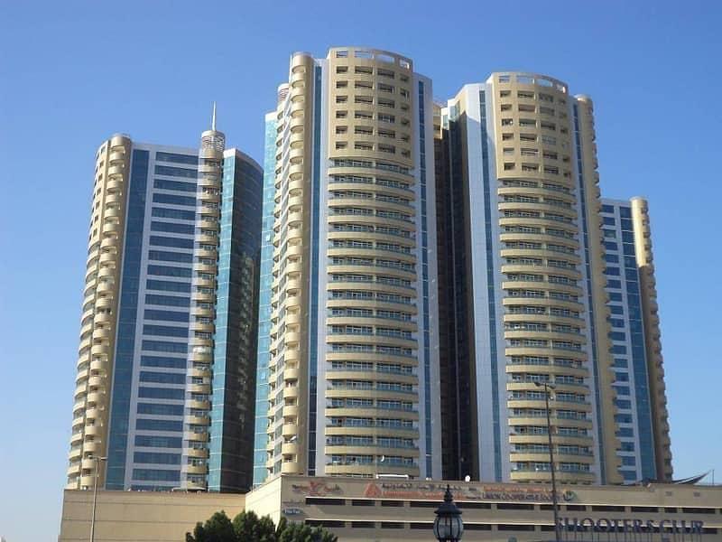 شقة في برج هورايزون B أبراج الهورايزون عجمان وسط المدينة 15000 درهم - 4689768