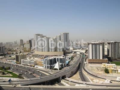 فلیٹ 2 غرفة نوم للبيع في شارع الشيخ مكتوم بن راشد، عجمان - 35 الف استلم غرفتين مع ملكيه بالكنكيور