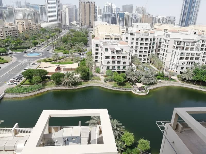 16 SPACIOUS 1 BHK WITH LAUNDRY ROOM | LAKE VIEW
