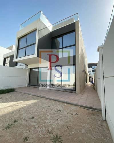 فیلا 5 غرف نوم للايجار في شارع السلام، أبوظبي - Hot Deal 5BR Villa with Big Terrace and Garden