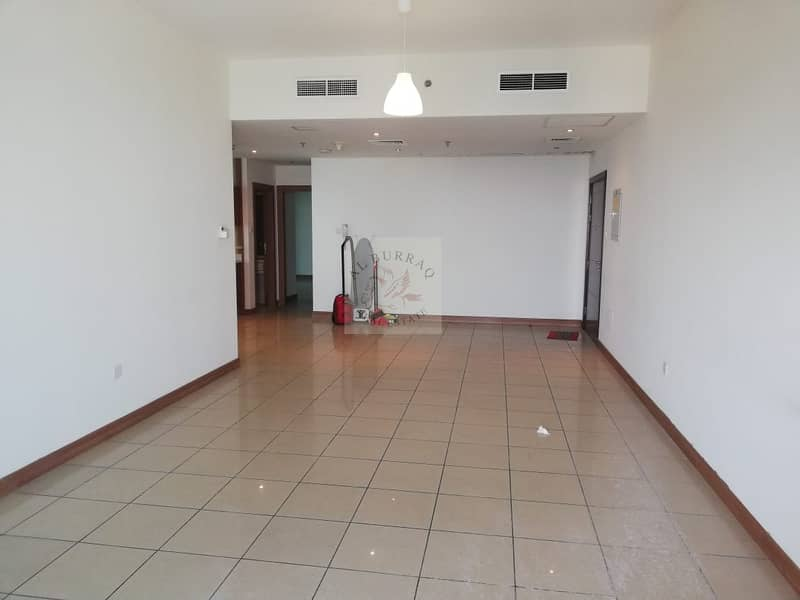 2 Well Maintained Unfurnished Chiller Free 2 Bed in Dubai Marina