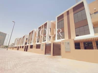 فیلا 4 غرف نوم للايجار في قرية جميرا الدائرية، دبي - MK   Corner   Vacant 4BR+M with BBQ Area
