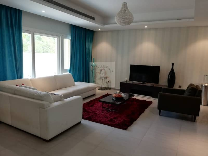 Brand New Huge Size 3 Bed Townhouse I Maid Room I Private Garden