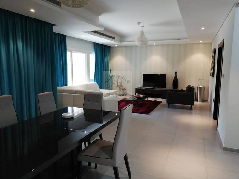 33 Brand New Huge Size 3 Bed Townhouse I Maid Room I Private Garden