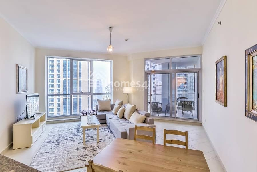 Vacant 3BR / High Floor / Amazing Views