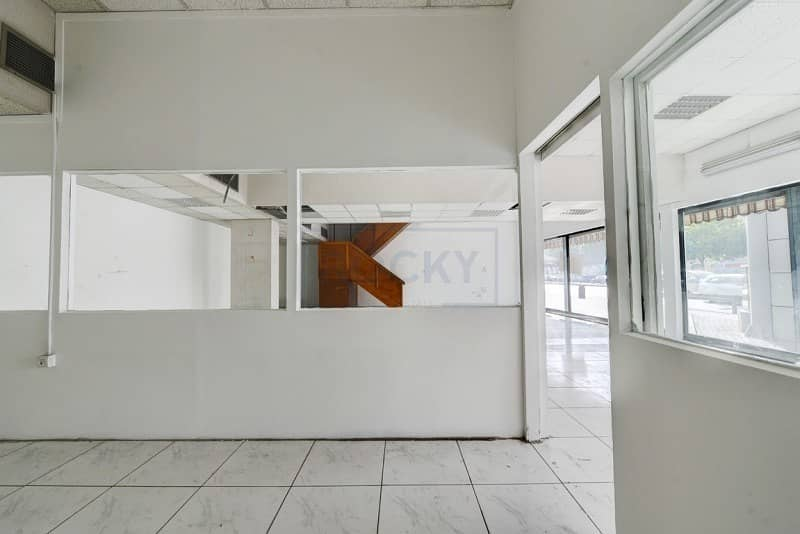 2 Spacious 1400 sq.Ft  Shop | Split A/C |Deira