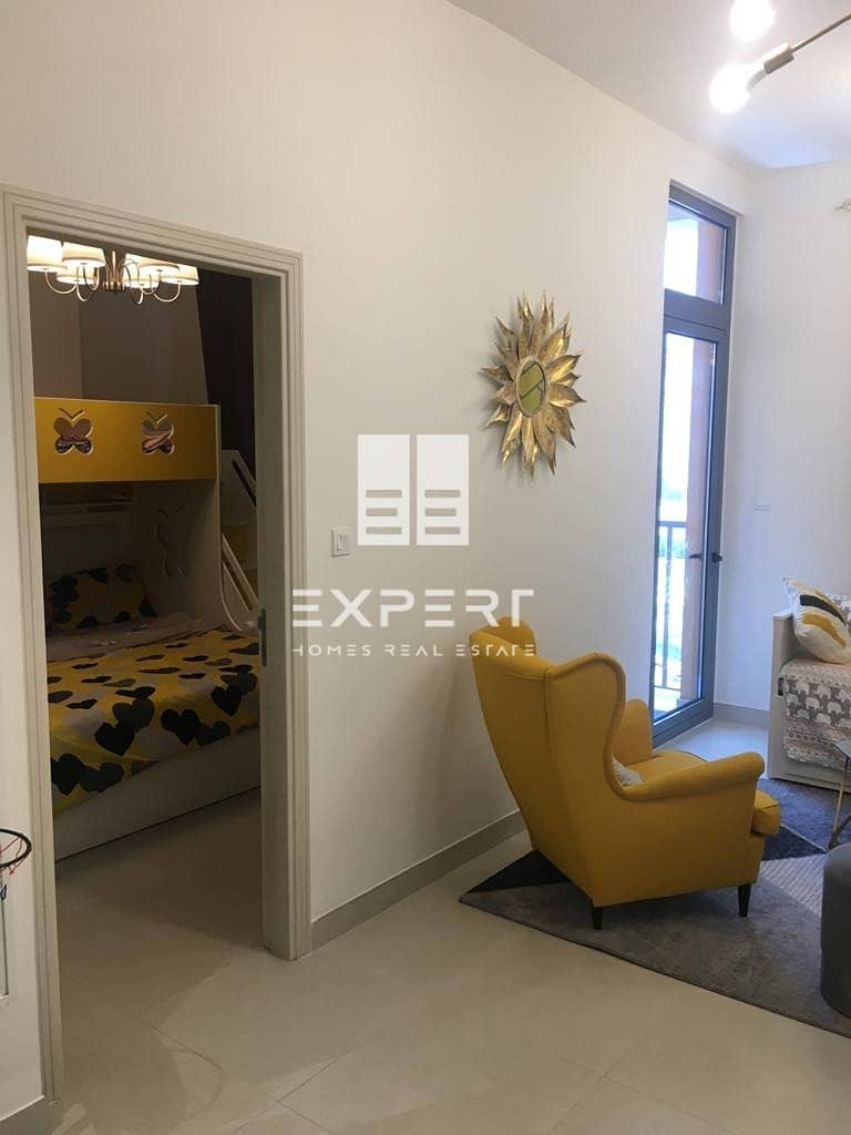 Fully Furnished 1BHK|Best Price| for rent in Afnan 3