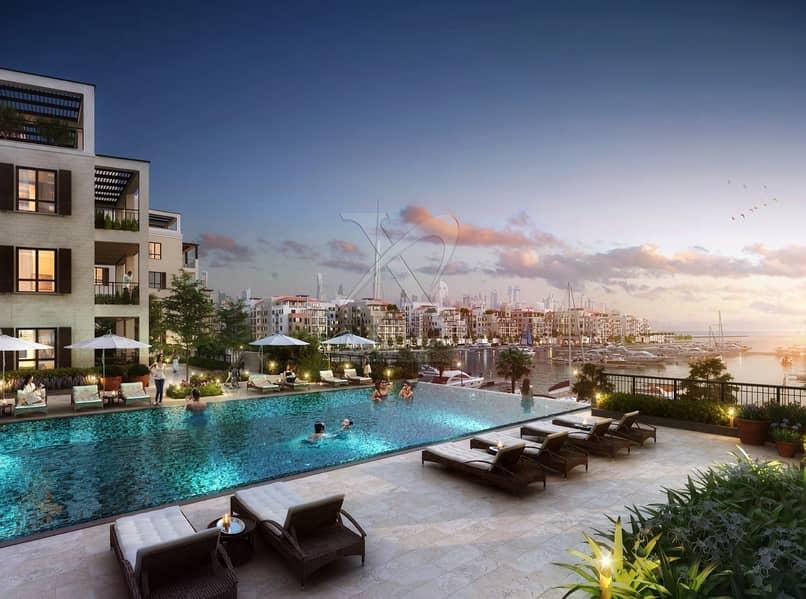 Park Facing | Spacious Apartment | Full Amenities