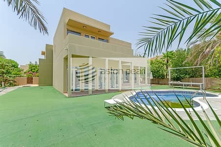 5 Bedroom Villa for Sale in Arabian Ranches, Dubai - Golf Course Views | Largest  Type 5 | Private Pool