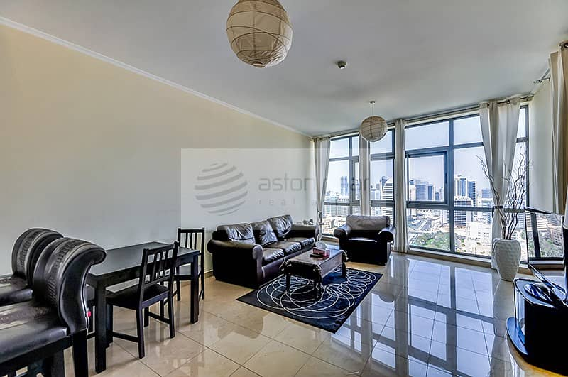 2 One Bedroom || Full Canal View || Well  Maintained