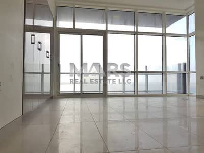 4 Bedroom Apartment for Rent in Al Raha Beach, Abu Dhabi - Stunning Sea View Apartment