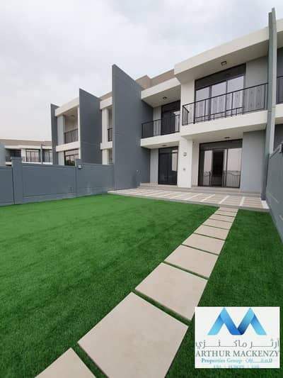 3 Bedroom Villa for Sale in Motor City, Dubai - Own a Luxury - Brand New Villas | Pay Monthly upto 20 Years - Green Community