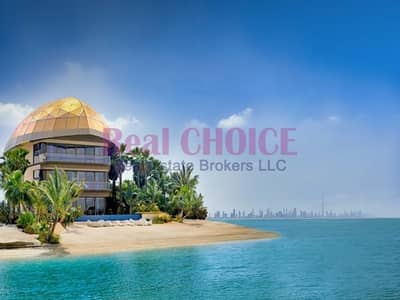 7 Bedroom Villa for Sale in The World Islands, Dubai - Tranquil Exclusivity|Waterfront Beach Palace