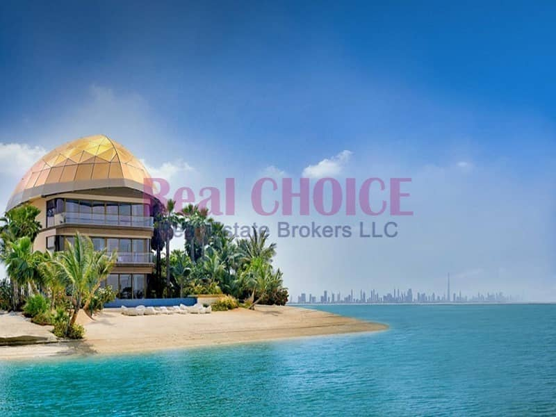 Tranquil Exclusivity|Waterfront Beach Palace