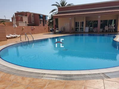 3 Bedroom Apartment for Rent in Al Nahyan, Abu Dhabi - Incredible Compound with Private Garden