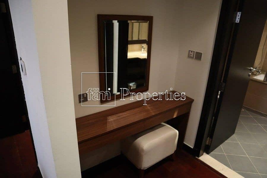 2 Huge 2 bedroom | Burj Al Arab View | Furnished