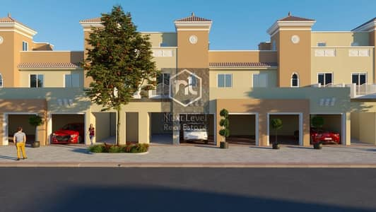 4 Bedroom Villa for Sale in Dubai Sports City, Dubai - Exclusive Golf community   4 bedroom Villa
