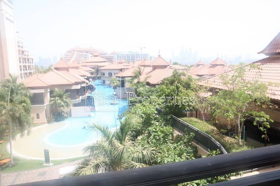 2 2 Bedroom | Furnished | Lagoon View | Vacant