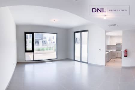 3 Bedroom Villa for Rent in Dubai Hills Estate, Dubai - Cozy Terrace   Near Pool & Park   Best Offer