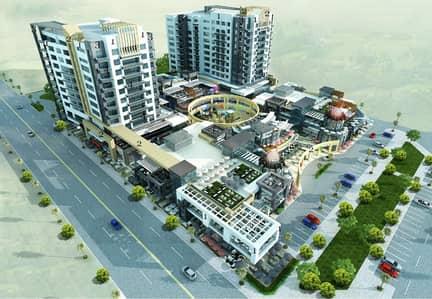 شقة 2 غرفة نوم للايجار في بر دبي، دبي - شقة في الجداف بر دبي 2 غرف 64000 درهم - 4690846