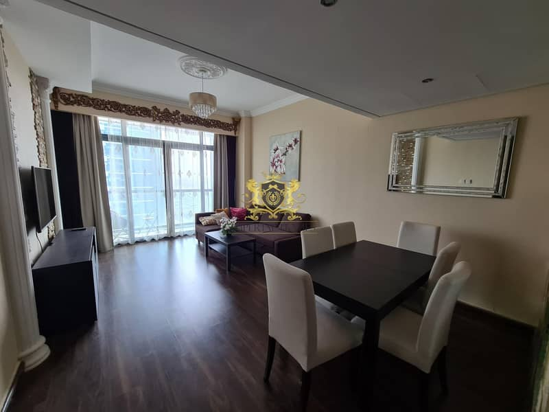 2 Upgraded | Fully Furnished | High Quality | Balcony