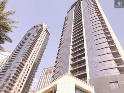شقة 2 غرفة نوم للايجار في ذا لاجونز، دبي - Full Creej & Pool View   Huge 2 B/R Of 1582 Square Feet