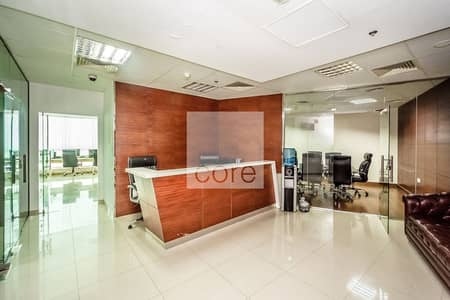 مکتب  للايجار في برشا هايتس (تيكوم)، دبي - Fitted Office | Prime Location | Mid Floor