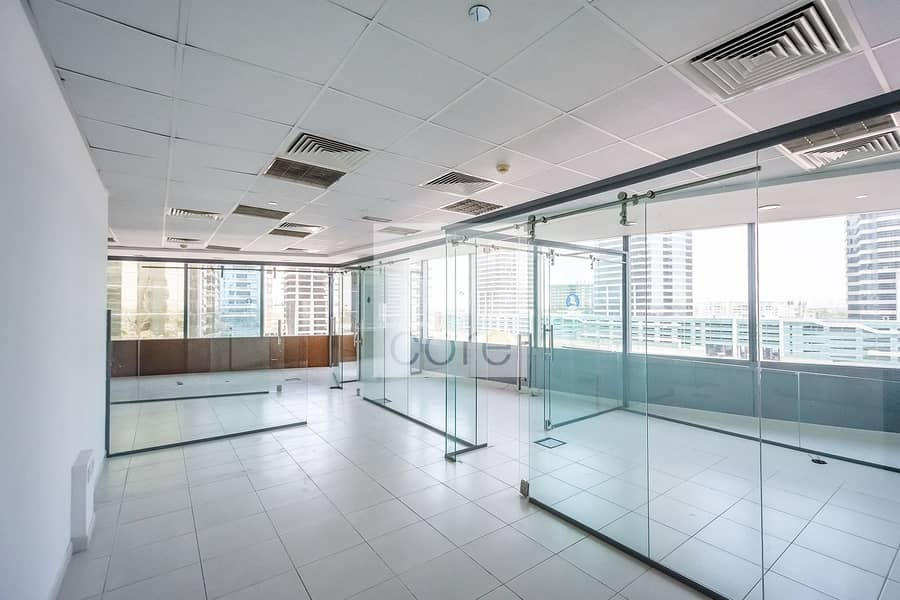 Low Floor | Fitted and Partitioned Office