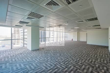 Office for Rent in Jumeirah Lake Towers (JLT), Dubai - Combined Fitted Offices | Prime Location