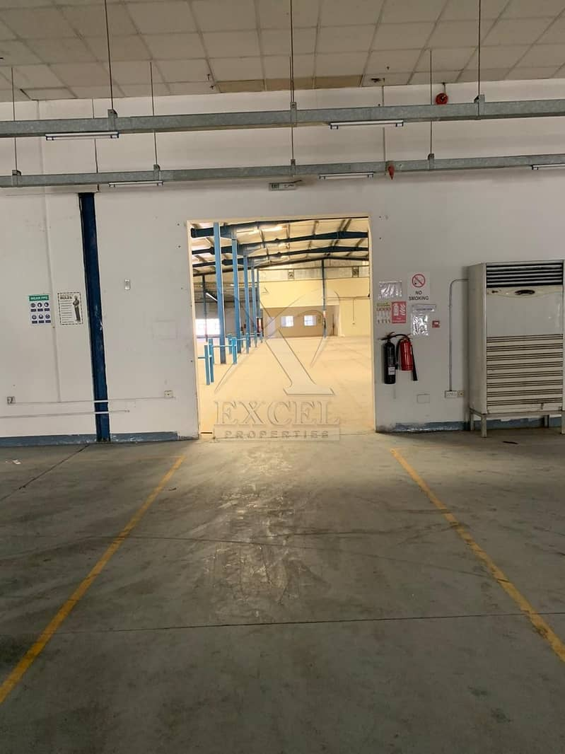 2 Ready Factory for Rent with Fully Fitted Offices