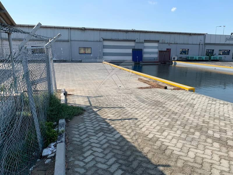 16 Ready Factory for Rent with Fully Fitted Offices