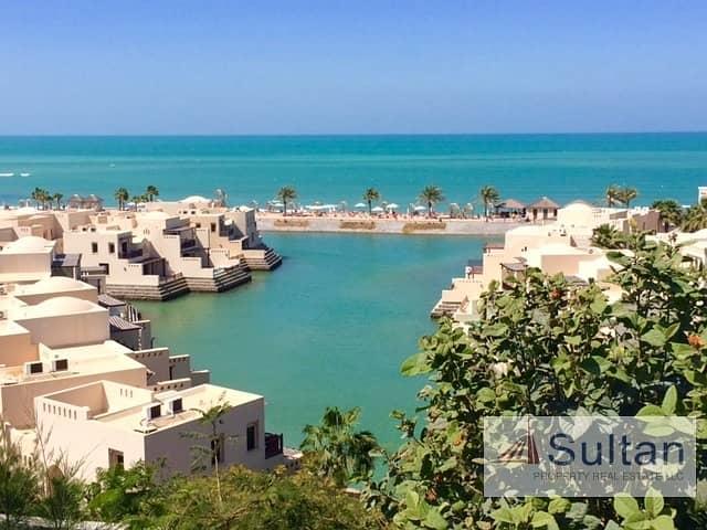 Villa 1BED Full Sea View In Great resorts Cove Rotana