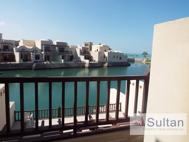 2 Villa 1BED Full Sea View In Great resorts Cove Rotana