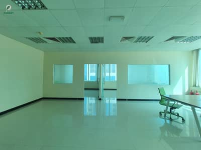 Office for Rent in Business Bay, Dubai - Spacious Fitted Office | Glass Partiton | Vacant