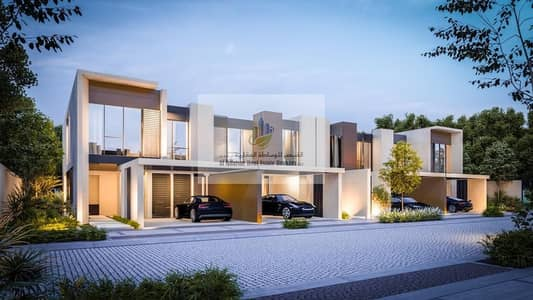 4 Bedroom Villa for Sale in Dubailand, Dubai - A 5% down payment you may own on Al Qudra Street