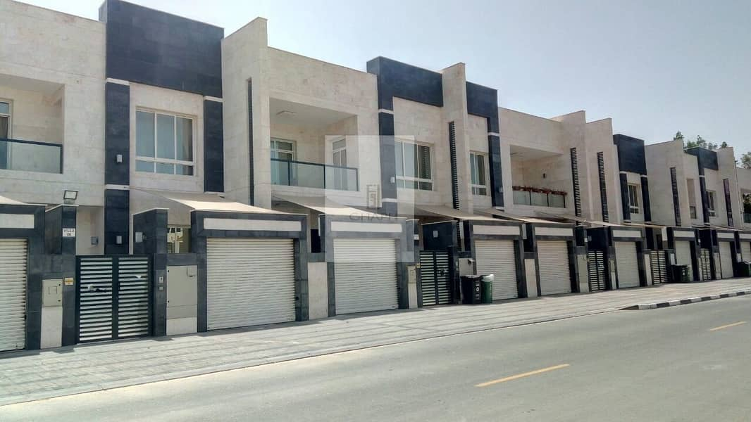 2 9 Villa Compound for Sale in Al Manara