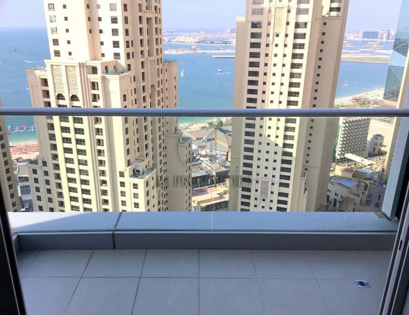 Relaxing Sea View - High Floor - Tenanted